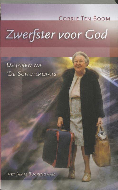 Zwerfster voor God Paperback Op werkdagen voor 23:00 uur besteld, volgende dag in huis Gideon, Stichting Uitgeverij