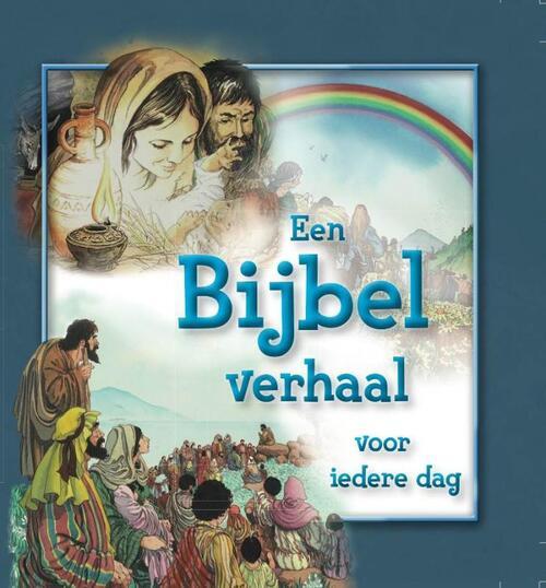 Een Bijbel verhaal voor iedere dag Hardcover Op werkdagen voor 23:00 uur besteld, volgende dag in huis Gideon, Stichting Uitgeverij