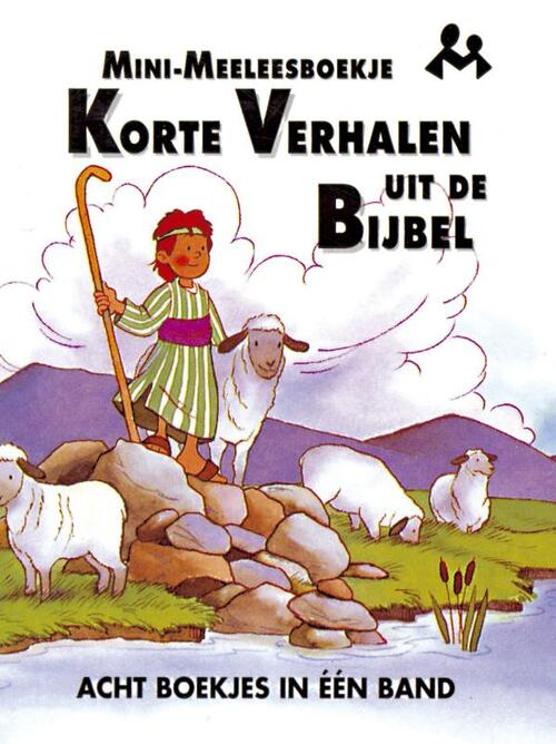 Korte verhalen uit de bijbel Hardcover Op werkdagen voor 23:00 uur besteld, volgende dag in huis Gideon, Stichting Uitgeverij
