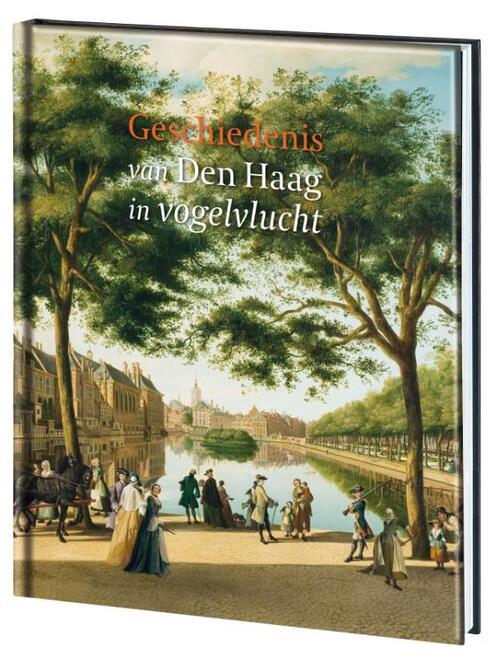 Afbeelding van Geschiedenis van Den Haag in Vogelvlucht