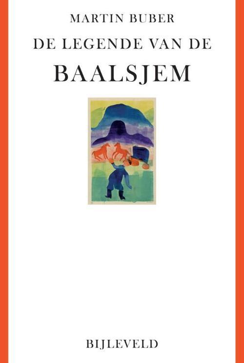 Afbeelding van De legende van de Baalsjem