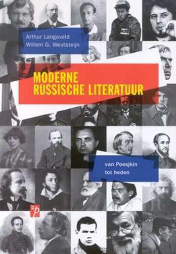 Moderne Russische Literatuur - A. Langeveld, W.G. Weststeijn