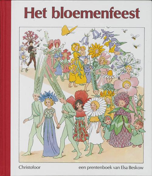 Het bloemenfeest - Elsa Beskow