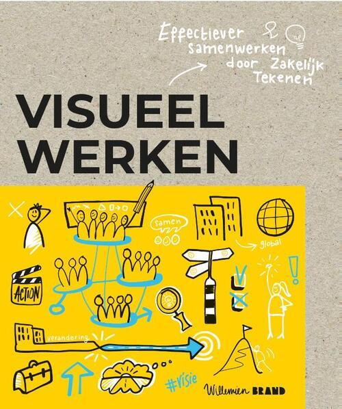 Visueel werken - Willemien Brand