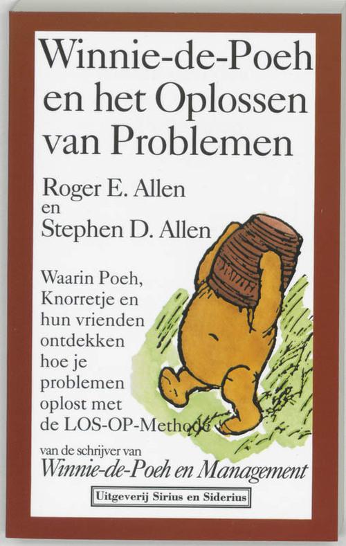 Winnie-de-Poeh en het oplossen van problemen - R.E. Allen