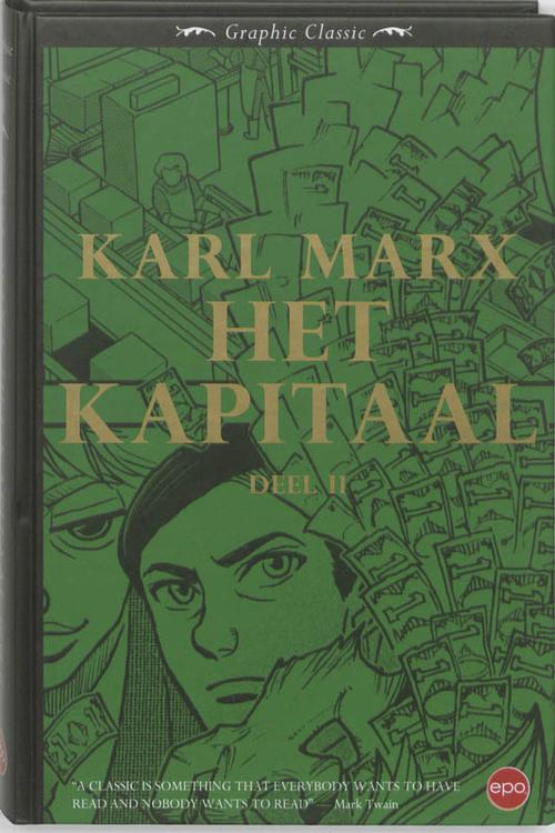 Graffic Classic Het kapitaal 2 - Karl Marx