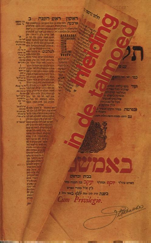 Inleiding in de talmoed Paperback Tijdelijk niet voorradig Stichting Amphora Books