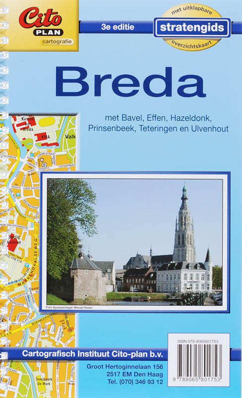 Citoplan stratengids Breda