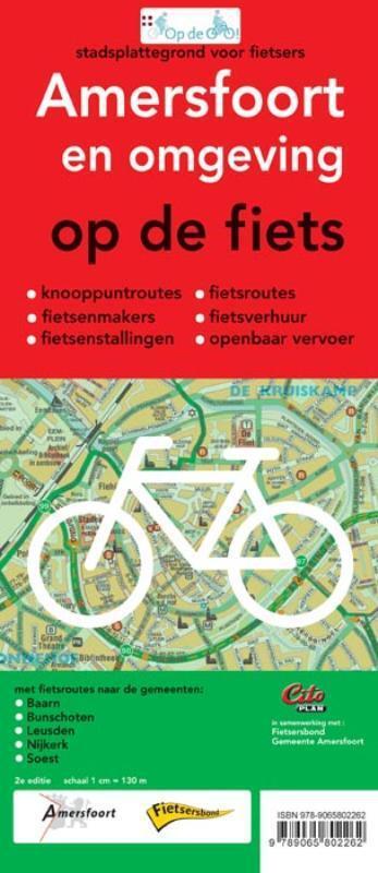 Amersfoort en omgeving op de fiets