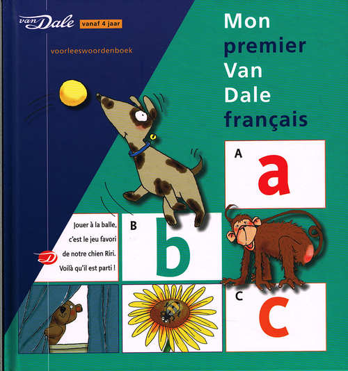 Mon premier Van Dale francais
