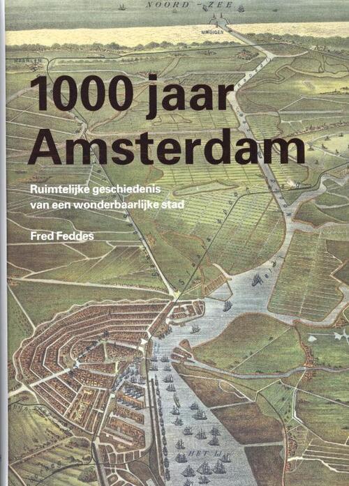 Afbeelding van 1000 jaar Amsterdam