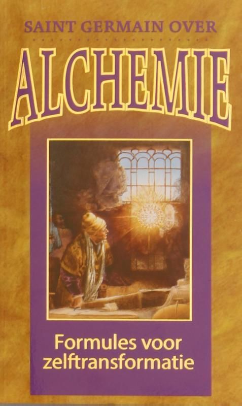Afbeelding van Saint Germain over alchemie