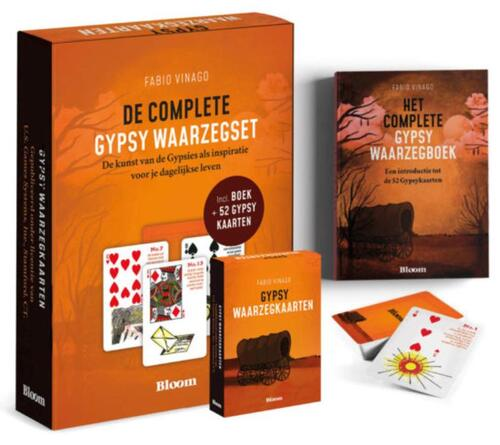 Afbeelding van De complete Gypsy Waarzegset