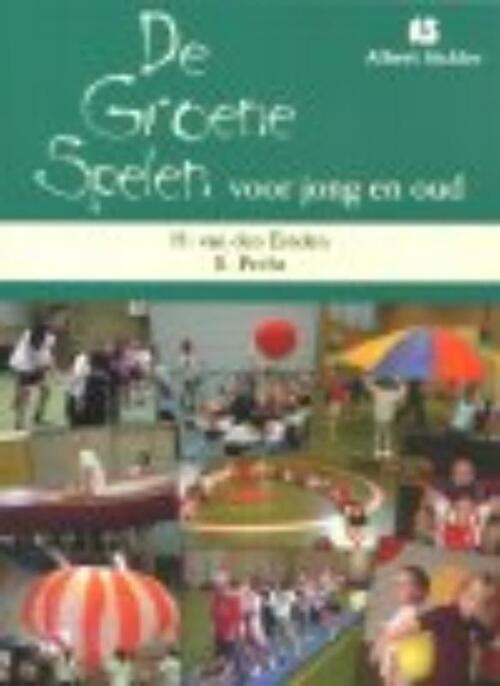 Afbeelding van De Groene Spelen voor jong en oud