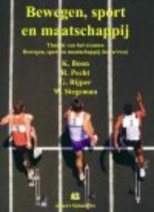 Afbeelding van Bewegen, sport en maatschappij