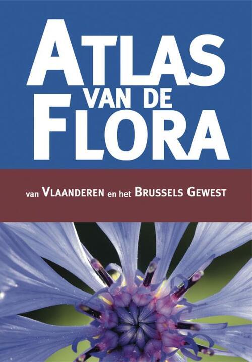 Afbeelding van Atlas van de flora van Vlaanderen en het Brussels gewest