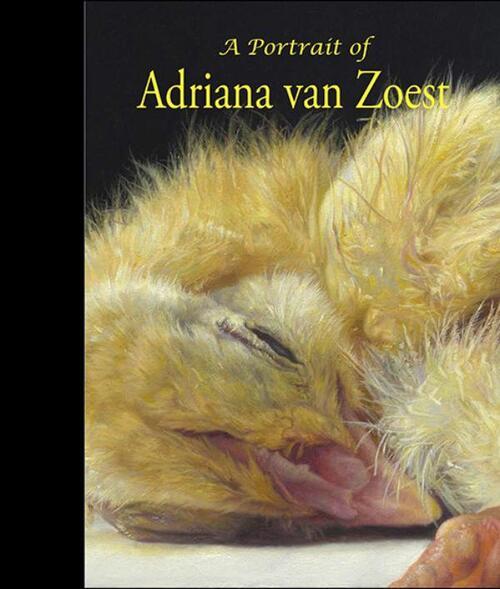 Afbeelding van A portrait of Adriana van Zoest