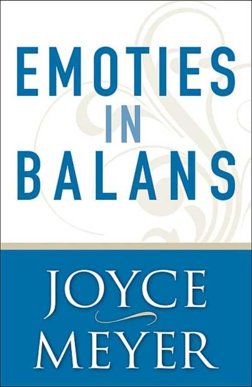 Afbeelding van Emoties in balans
