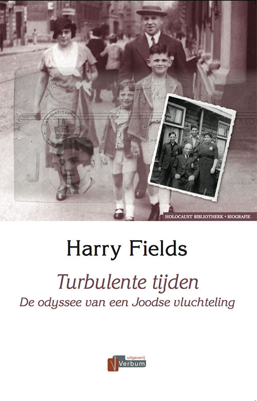 Turbulente tijden - H. Fields