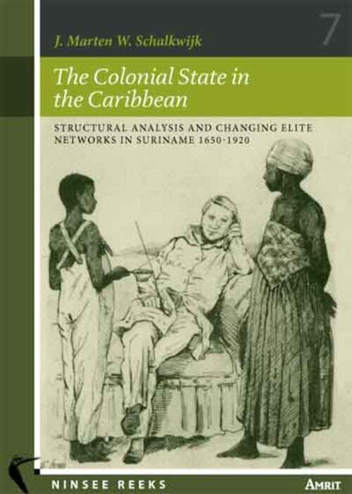 Afbeelding van The Colonial State in the Caribbean