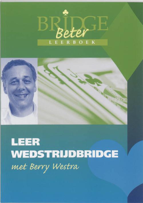 Afbeelding van Leer wedstrijdbridge met Berry Westra