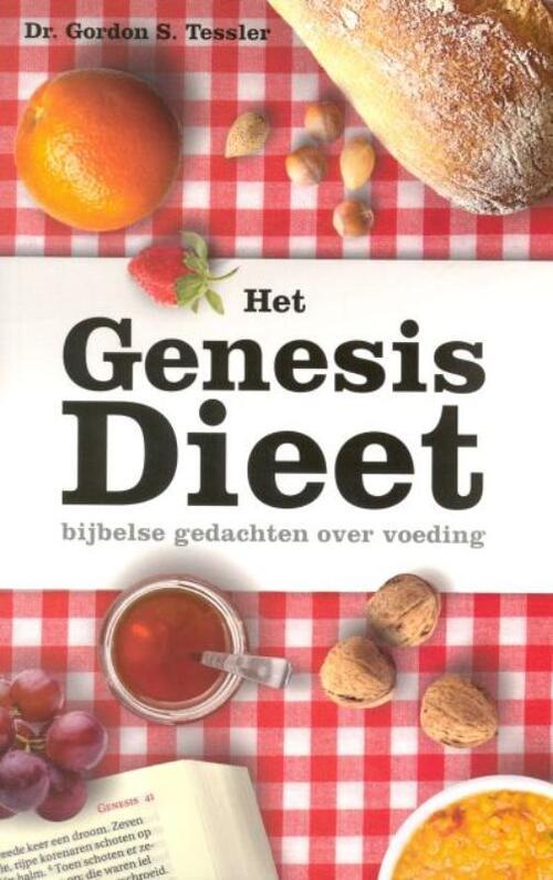 Het Genesis dieet Paperback Op werkdagen voor 23:00 uur besteld, volgende dag in huis Highway Media