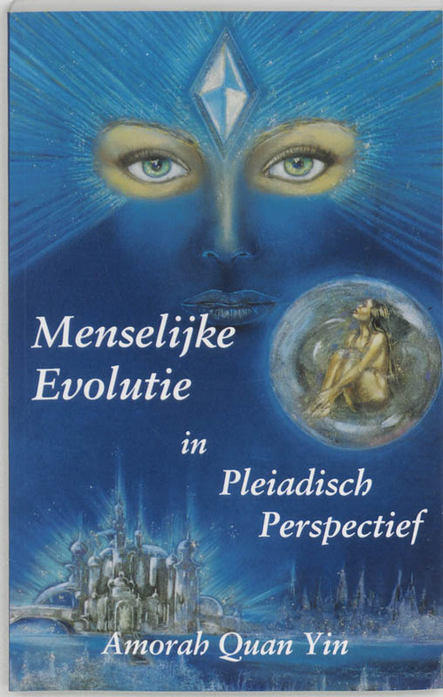 Afbeelding van Menselijke evolutie in Pleiadisch perspectief
