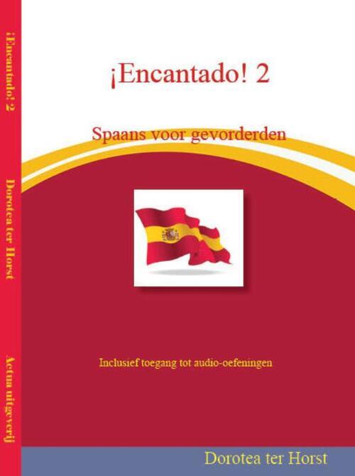 Afbeelding van ¡Encantado! Spaans voor gevorderden
