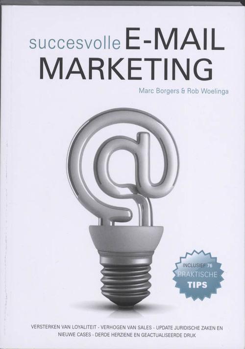 Afbeelding van Succesvolle E-mail Marketing