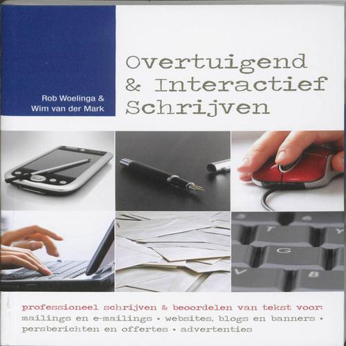 Afbeelding van Overtuigend & Interactief Schrijven