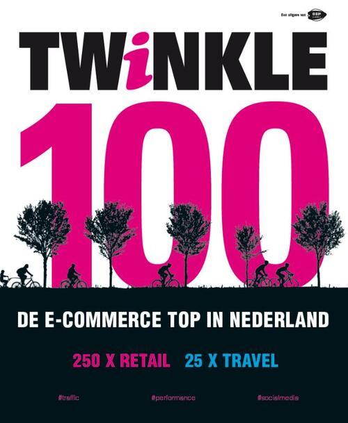 Afbeelding van Twinkle100 - de e-commerce top in Nederland