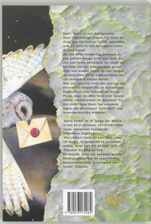 Boek wijzen de potter pdf en steen der harry