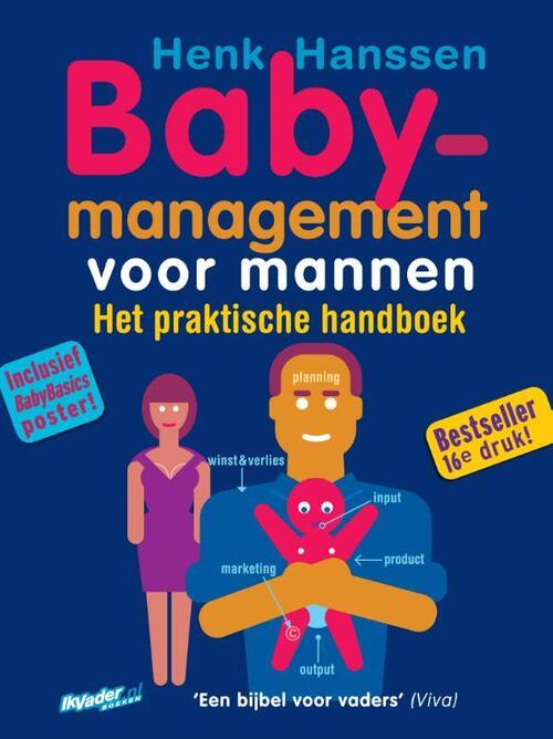 Baby-management voor mannen Paperback Op werkdagen voor 23:00 uur besteld, volgende dag in huis Ikvader Boeken
