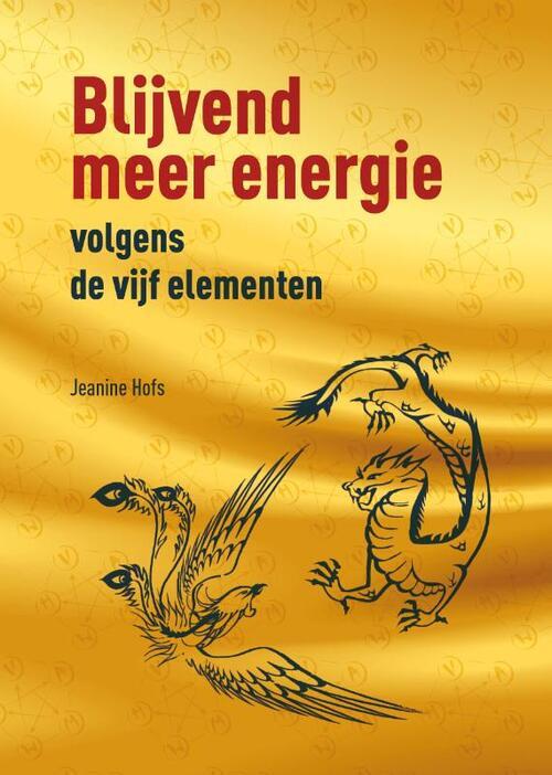 Afbeelding van Blijvend meer energie volgens de vijf elementen