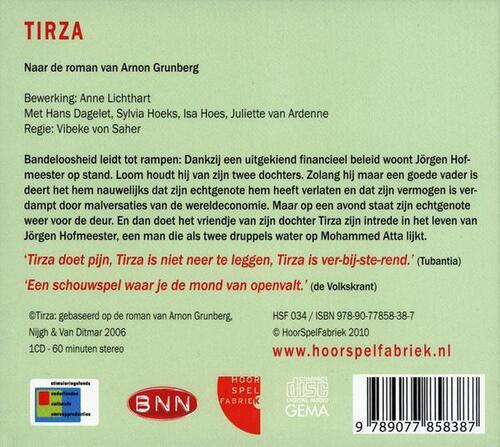 Citaten Boek Tirza : Tirza arnon grunberg  boek bookspot