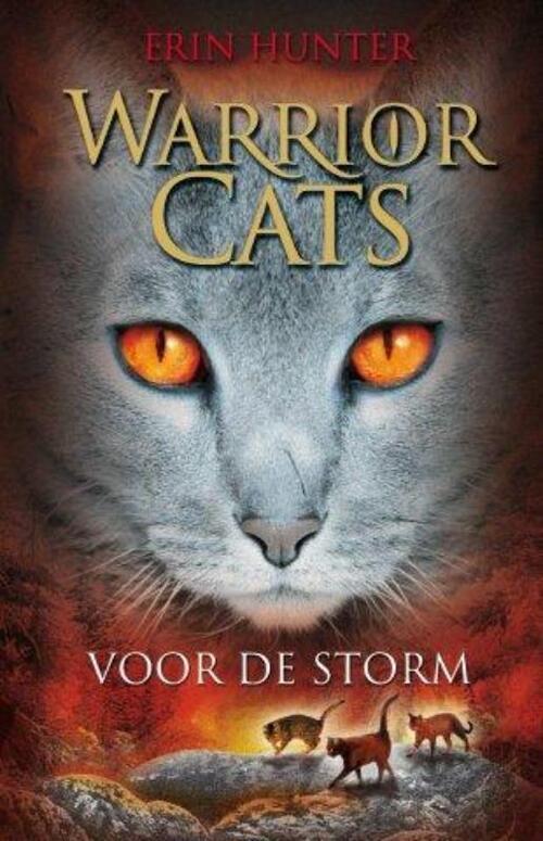 Warrior Cats 4: Voor de storm gebonden - Erin Hunter