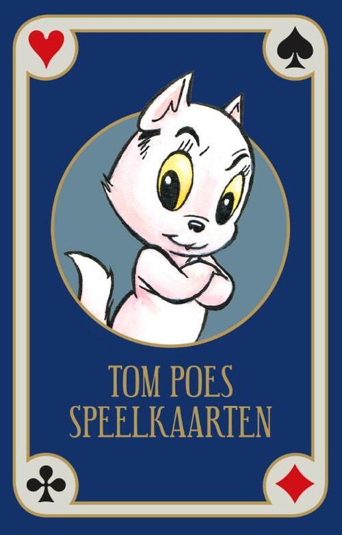 Tom Poes Speelkaarten kopen