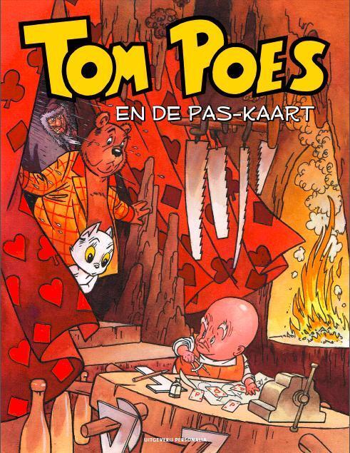 Tom Poes en de pas-kaart kopen