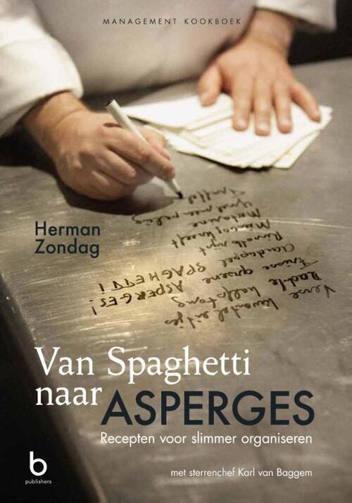 Afbeelding van Van Spaghetti naar Asperges