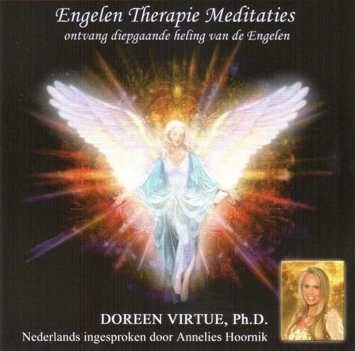 Afbeelding van Engelentherapie Meditaties