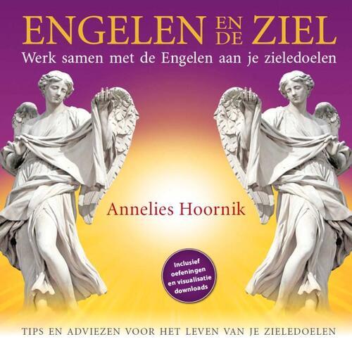 Afbeelding van ENGELEN EN DE ZIEL - Werk samen met de Engelen aan je zieledoelen