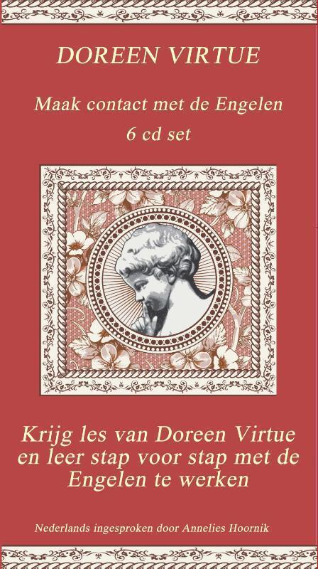 Afbeelding van Maak contact met de Engelen - 6 CD Set Ontmoet je Engelen Maak contact met je Engelen