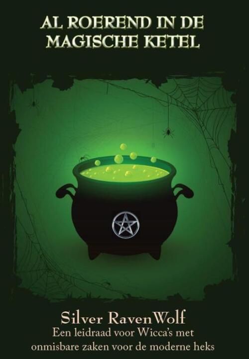Afbeelding van Al roerend in de magische ketel