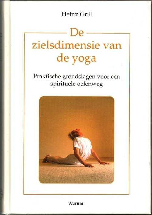 Afbeelding van De zielsdimensie van de yoga