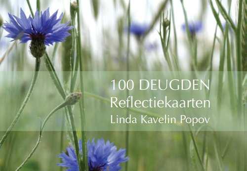 Afbeelding van Reflectiekaarten, 100 deugden om je te inspireren