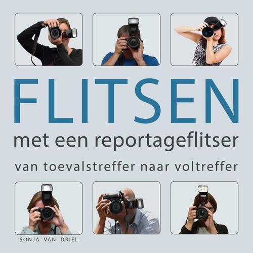 Afbeelding van Flitsen met een reportageflitser