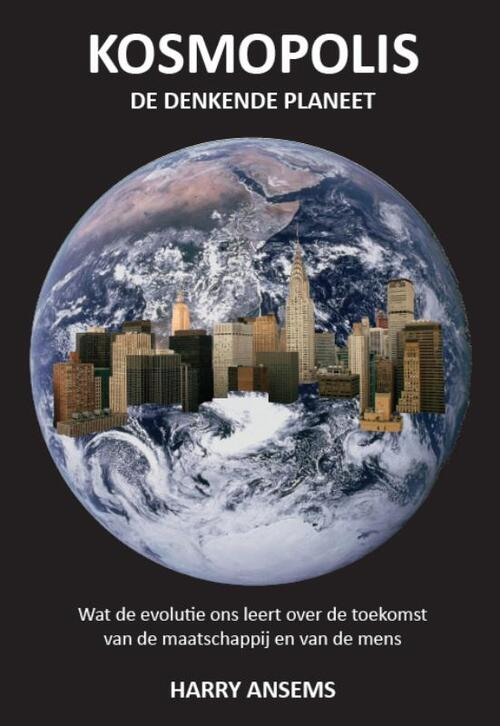 Afbeelding van Kosmopolis; de denkende planeet