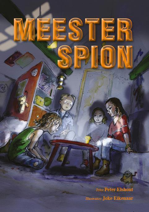 Afbeelding van Meesterspion