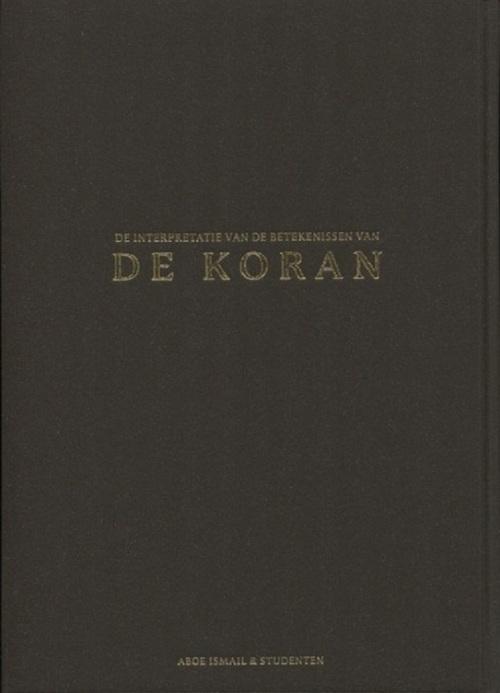 Afbeelding van De interpretatie van de betekenissen van de Koran