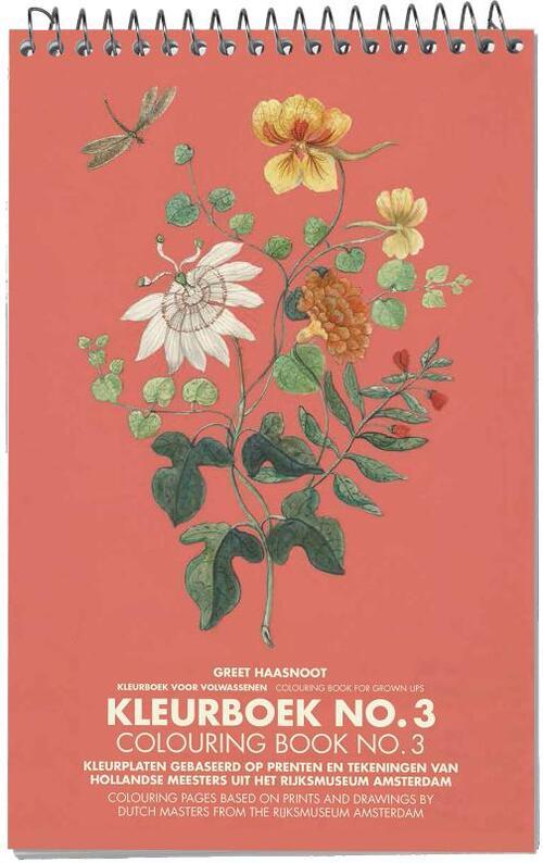 Afbeelding van Kleurboek No.3